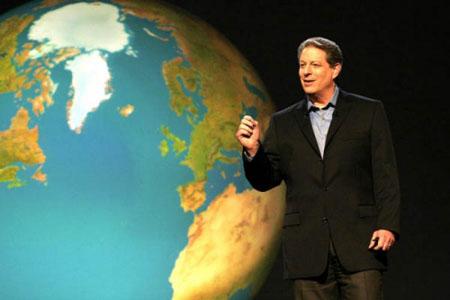 Al Gore prix nobel